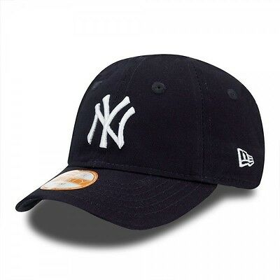 Casquette enfant MLB New York Yankees New Era 9forty noir