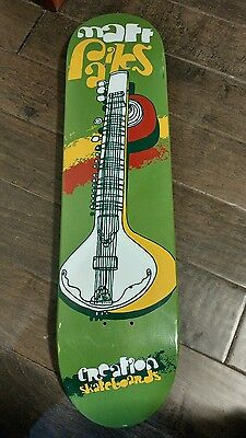nos creation matt pailes skateboard deck