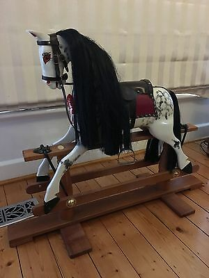 Rocking Horse for Christmas