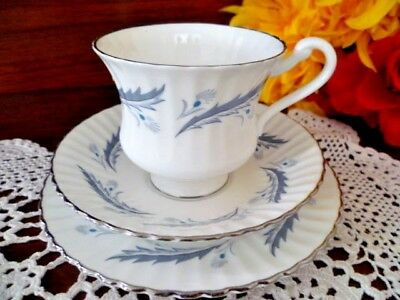 Paragon  Tea Cup , Saucer & Plate Made In England