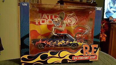 Matco Tools Ed Roth Rat Fink 1964 64 Pontiac GTO Muscle Street Machine Flames