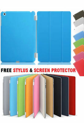 Smart Magnetic Leather Ultraslim Covers Cases fits iPad 2/3/4 Mini Air 9.7 2018