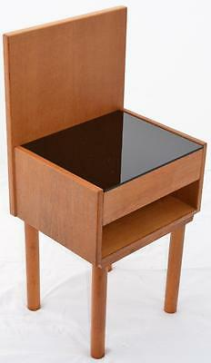 MODERN DANISH DESIGN - OAK NIGHT STAND BEDSIDE TABLE - Wegner Era