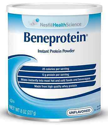 Nestle Health Science Beneprotein Protein Powder 8 oz can unflavored Diabetic