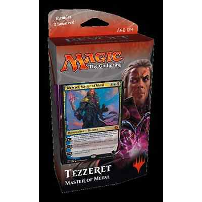 MTG AETHER REVOLT * Planeswalker Deck - Tezzeret, Master of Metal