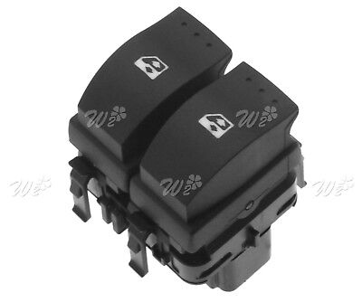 Car Electric Window Control Switches Buttons Suitable For RENAULT CLIO II