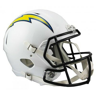 San Diego Chargers Full Size Riddell Speed Replica Helmet