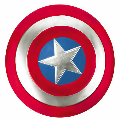 Official Captain America Civil War FULL SIZE Red Plastic Shield Rubies 32677 New