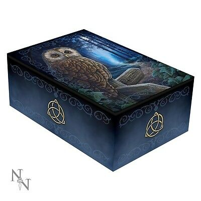 Nemesis Now Lisa Parker Designer Tarot Card Box *way Of The Witch* New & Boxed