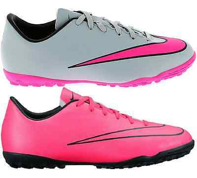NEW NIKE Mercurial Victory V TF Football Trainers Soccer Shoes 651641 060 606