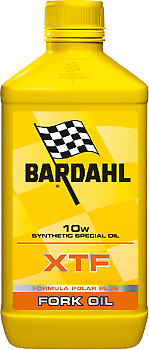 Bardahl XTF Fork Special Oil 10W SAE 10 Olio Forcella - 500 ml
