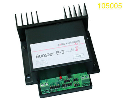 Tams B-3 | Booster MM, DCC, mfx®