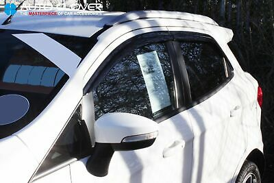 For Ford Ecosport Wind Deflectors Set  (4 pieces)