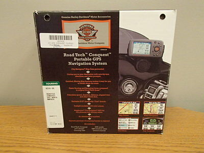 Harley-Davidson Gps Conquest Kit Touring Domestic 92319-06