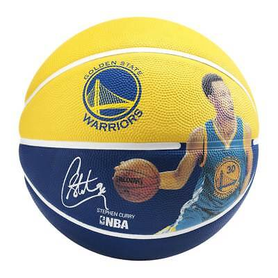 Spalding Stephen Curry Golden State Warriors Player NBA Basketball