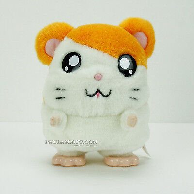 Vintage Hamtaro Plush Talking Jumping Interactive Ham-Ham Japan Rare Toy VIDEO