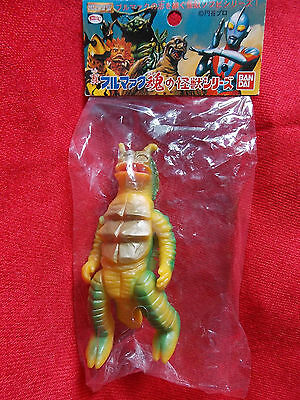 "UNOPENED! Kiyla BULLMARK BANDAI Sofubi PVC Figure 4"" 10cm KAIJU UK DESPATCH"