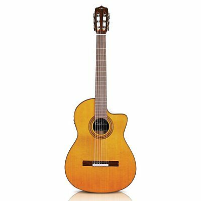 Cordoba Fusion 12 Natural 6-string Acoustic/Electric Nylon Classical Guitar