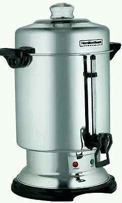 Hamilton Beach D50065 Commercial Coffee URN, 60 Cup Stainless Steel COFFEE MAKER