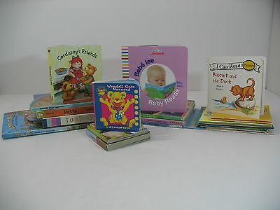 Children book lot of 25, hardcover and paperback, board books, Froggy Phonics