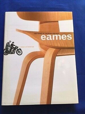 The Work Of Charles And Ray Eames. A Legacy Of Invention - First Edition