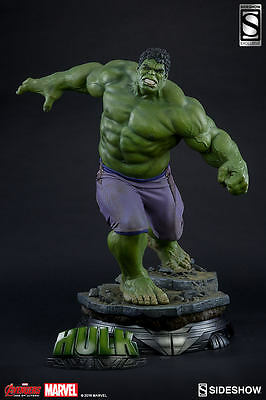 Sideshow Collectibles Marvel HULK MAQUETTE Exclusive Figure Statue Avengers