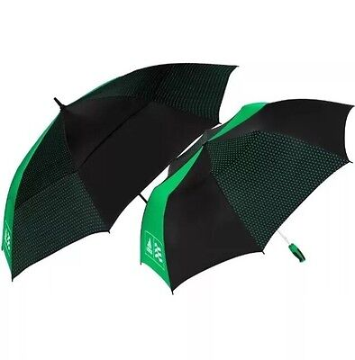 Adidas Golf Umbrella - 2 Pack, Green & Black