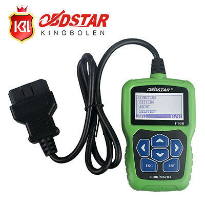 OBDSTAR F-100 For Mazda/Ford Auto Programmer No Need Pin Code Support New Models
