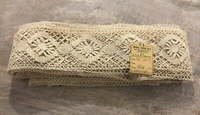 NTW Antique Russian Lace Trim 13.1 Yards