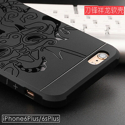 Shockproof Hybrid Rugged Ultra Thin Slim Case Cover For Apple iPhone 6 6S 7 Plus