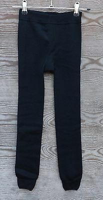 Woolpower Kids Long Johns 200 Merino Wool Underpants for Kids Black