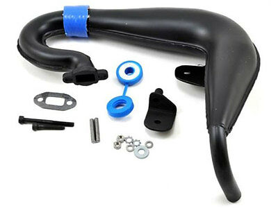 Losi Tuned Exhaust Pipe 23-30cc Gas Engines #LOSR8020