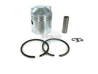 PISTON KIT ASSY RING SET 6E0-11631 98 97 6EO fit Yamaha Outboard 4HP 5HP 2T 50MM