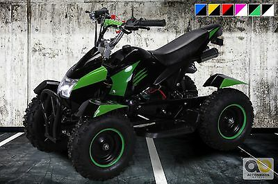 Miniquad Children's Atv Cobra 49 cc Pocket Quad 2-stroke Bike Child