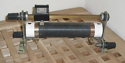 CLAUDE LYONS WIRE WOUND VARIABLE RESISTOR 1200 OHM 0.3A RHEOSTAT  206x40/S0 50V