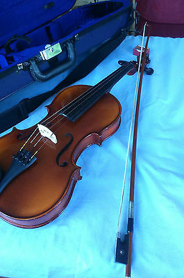Violin full size with case