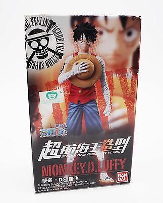 NEW One Piece Super Styling Figure 3D2Y Monkey D Luffy Bandai Japan Anime