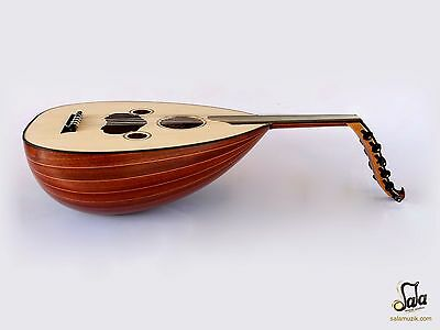 Turkish Quality Left Hand Mahogany  String Instrument Oud Ud Ao-101Ml