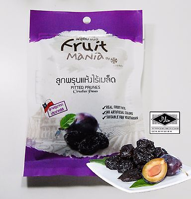 PITTED PRUNES, REAL FRUIT BITE (30 g.)