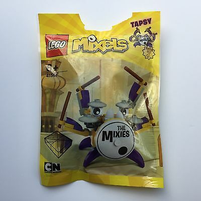 New LEGO Mixels Tapsy 41561 From Series 7. Cartoon Network Character.