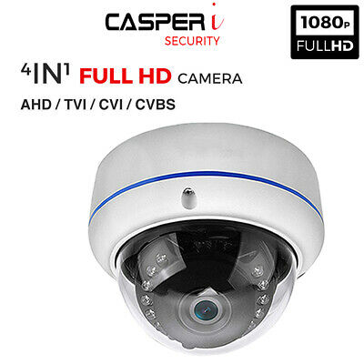 Full HD CCTV Camera 1080P 2MP Hybrid Dome AHD Higher Resolution Wide angle