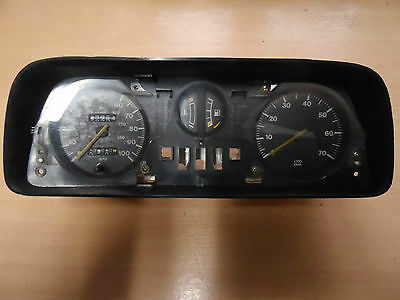 Ford Fiesta Mk1 Dashboard Interior Clocks Super Sport / Ghia Spares Or Repair