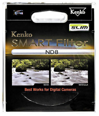 Kenko by Hoya 67mm 67 mm Slim Smart Neutral Density ND8 Camera Lens Filter