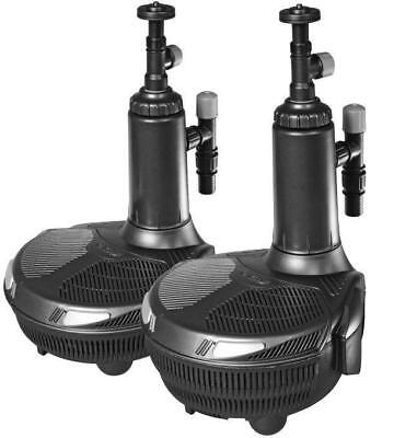 Hozelock Easyclear Pond Filter All In One Fish Filtration Pump UV