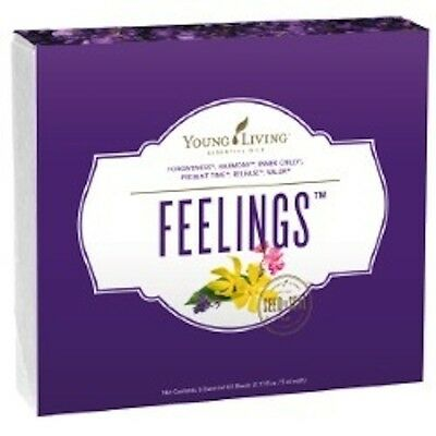 Feelings Young Living Feelings Collection Kit New!! Unopened!!  Special Pricing!