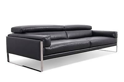 Sensational Calia Leather Sofa Beatyapartments Chair Design Images Beatyapartmentscom