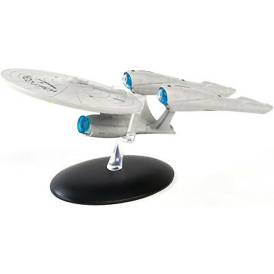 Star Trek USS Enterprise NCC 1701 (2009) with Magazine Special #2 by Eaglemoss