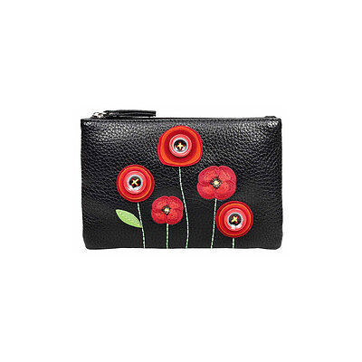 Trousse NEW POPPY ZIPPER COIN PURSE
