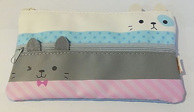 Trousse chat ZIP 1
