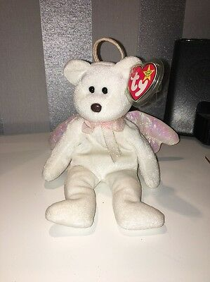 Halo Ty Beanie Baby - Retired And Rare